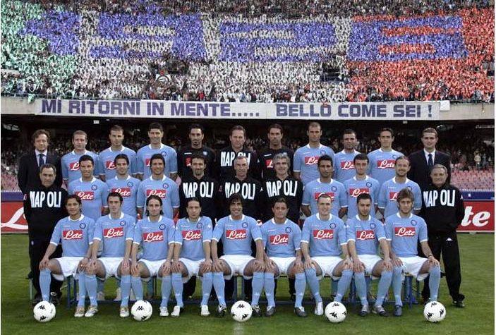 Napoli-Cittadella, da esordio in C a terza amichevole stagionale.