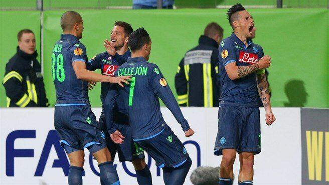 Partite Memorabili – Wolfsburg-Napoli 1-4