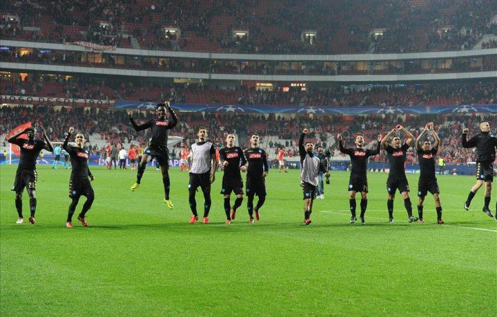 La mia opinione di Benfica-Napoli